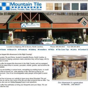Mountain Tile