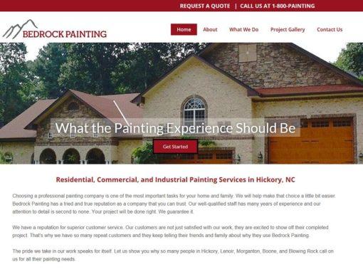 Bedrock Painting