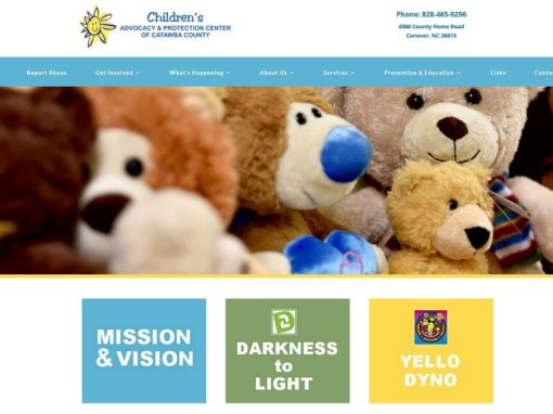 Catawba County Children's Advocacy