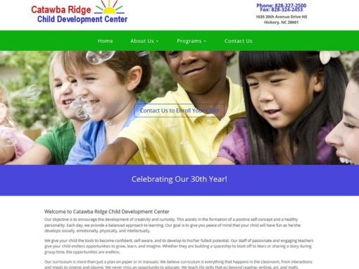 Catawba Ridge Child Development Center