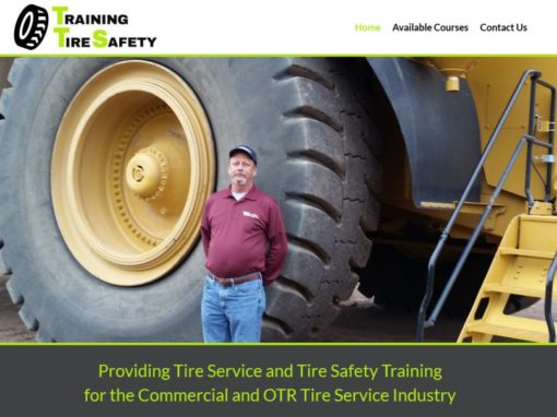 Training Tire Safety