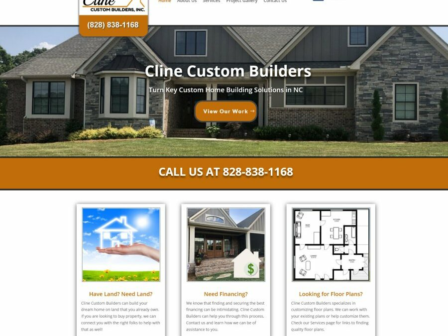 Cline Custom Builders